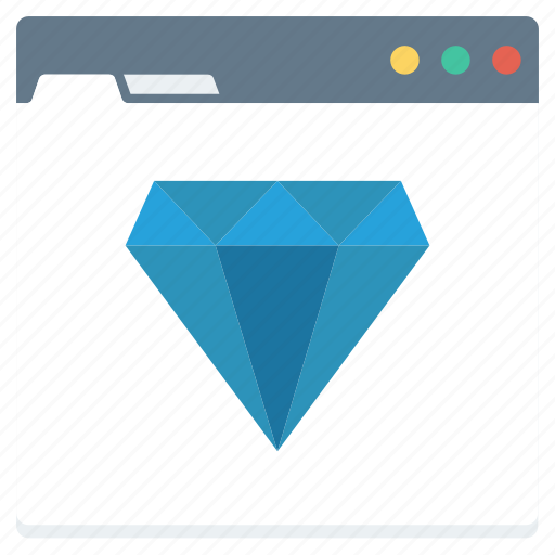 diamond, quality, ranking, seo, web, website icon