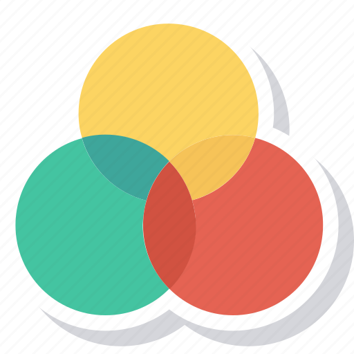 Color, gradient, scale, shade, shading icon