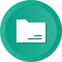 envelope, files, folder, interface, office icon