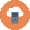 cloud, database, host, hosting, server, settings, share icon icon