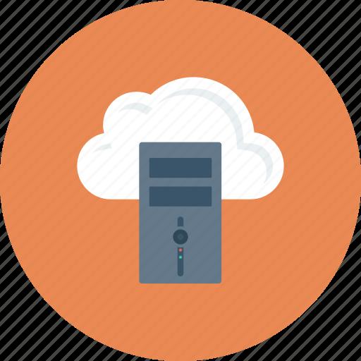 cloud, database, host, hosting, server, settings, share icon icon