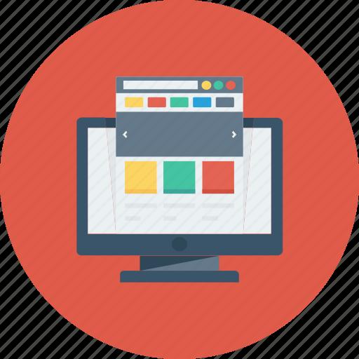 design, ui, ux, web, web design icon icon