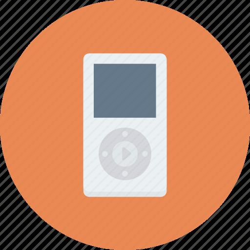 electronics, ipod, media, multimedia, music, player, sound icon icon
