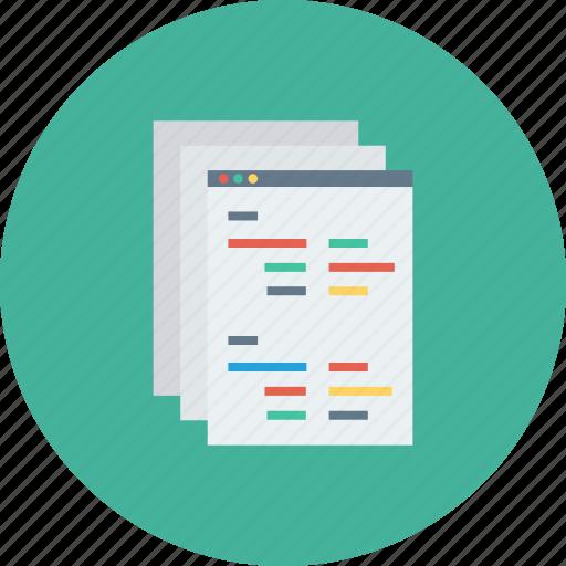 api, coding, developer, development, man, programming, screen icon icon