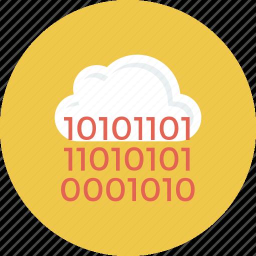 cloud coding, cloud computing, cloud html, cloud programming, html coding icon icon