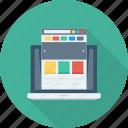 internet, laptop, layout, presentation, web, webpage, website