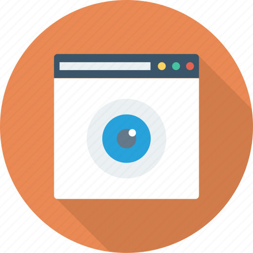 Internet, network, search, view, webpage, website icon - Download on Iconfinder