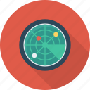 locator, radar, satellite, scan, scanner, search, signal