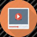 media, multimedia, player, video