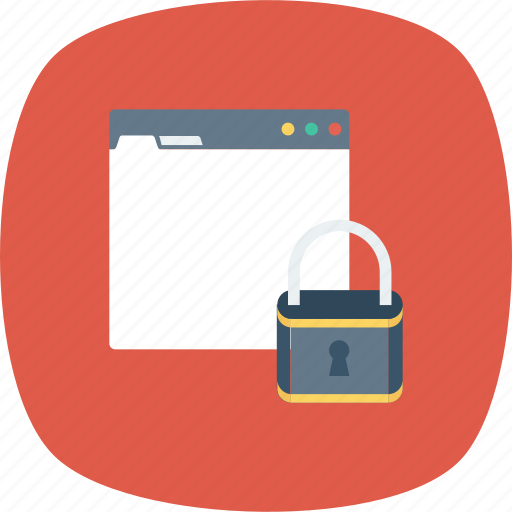 Internet, lock, password, security, web icon - Download on Iconfinder