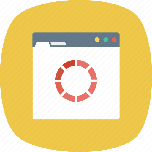 Loading, monitor, processing, refresh, waiting, web icon - Download on Iconfinder