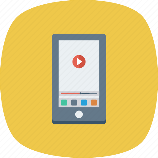 Media, mobile, music, player icon - Download on Iconfinder
