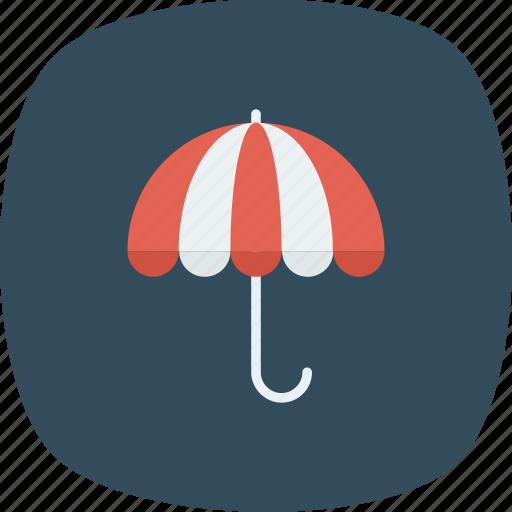Protection, rain, rainy, umbrella, weather icon - Download on Iconfinder