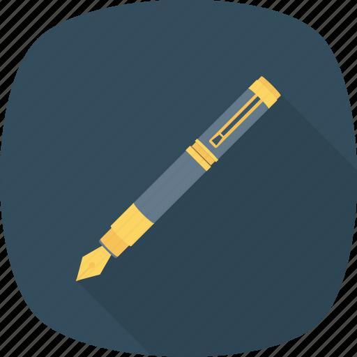 draw, edit, pen, pencil, tool, write, writing icon