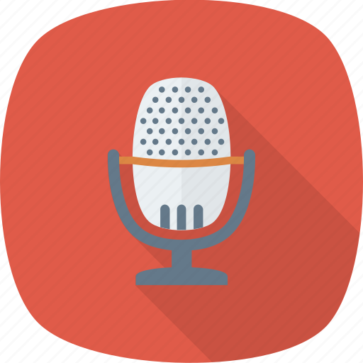 Entertainment, mic, microphone, multimedia, music, sound icon - Download on Iconfinder