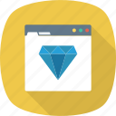 diamond, quality, ranking, seo, web, website