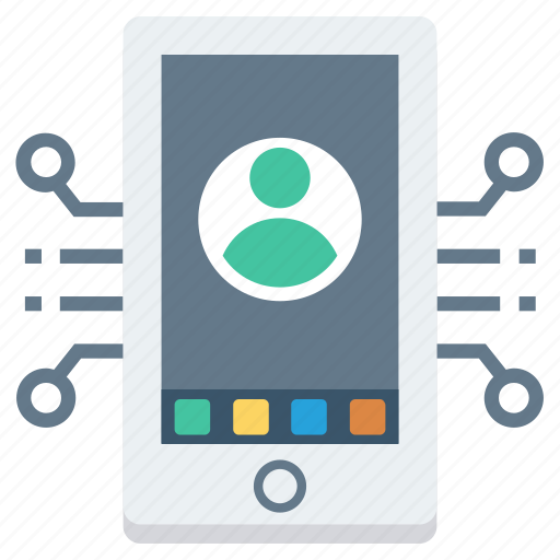 Mobile, network, smartphone, technology icon - Download on Iconfinder