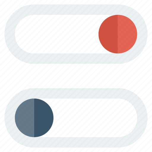 click, off, on, switch, toggle icon