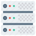 network, online, server, servers icon