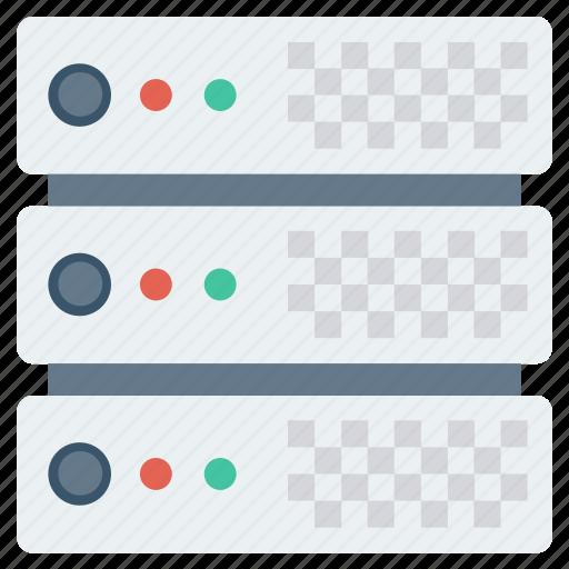 network, online, server, servers icon