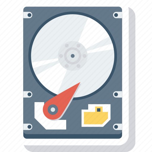 disk, hard, hdd icon