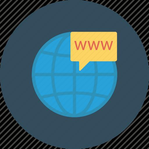 education, learning, school, wide, world, www icon icon