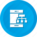 advert, affiliate, marketing, mobile icon