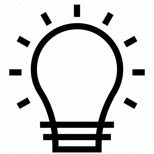 Bulb, electricity, idea, light, lightbulb icon icon - Download on Iconfinder