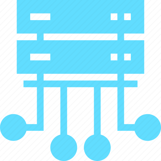 Data, network, server, storage icon - Download on Iconfinder