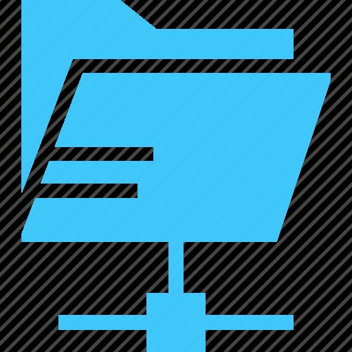 Folder, share, shared icon - Download on Iconfinder