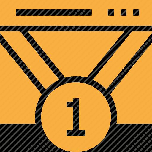 award, page, quality, rank, ranking, reputation, web icon