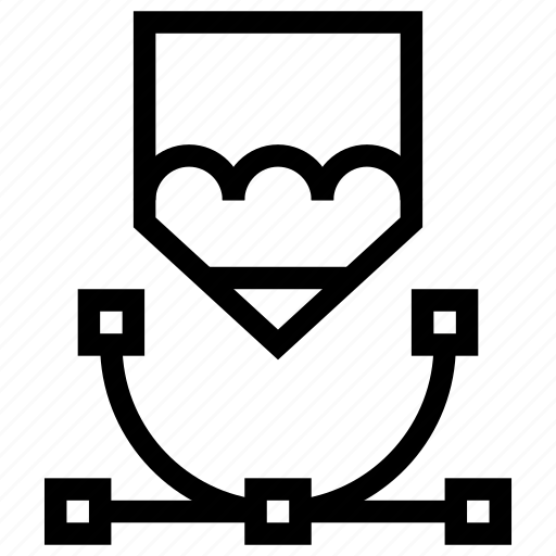 Design, graphic, illustration, pen icon icon - Download on Iconfinder