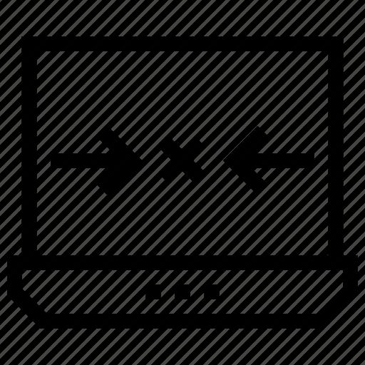 Envelope, inbox, laptop, mail, message, receive, send icon icon - Download on Iconfinder