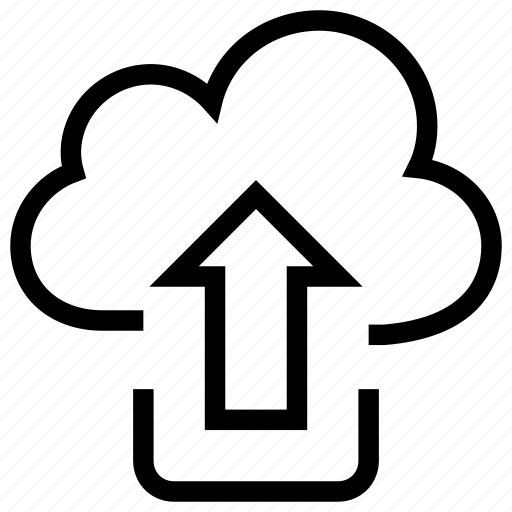 Backup, cloud, ftp, hosting, storage, upload, uploading icon icon - Download on Iconfinder