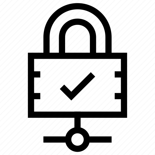 Can't share, lock, lock share, share, web service icon icon - Download on Iconfinder