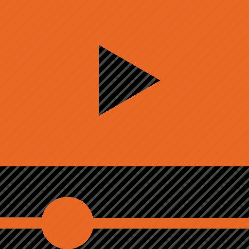 google, media, multimedia, play, video, youtube icon