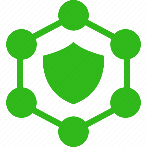 network, security, web icon