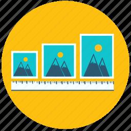 design, development, image, layout, size, web, webdesign icon