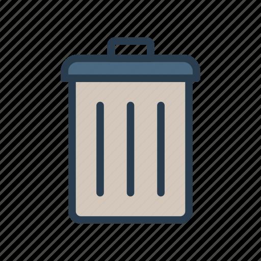 Bin, delete, garbage, remove, trash icon - Download on Iconfinder