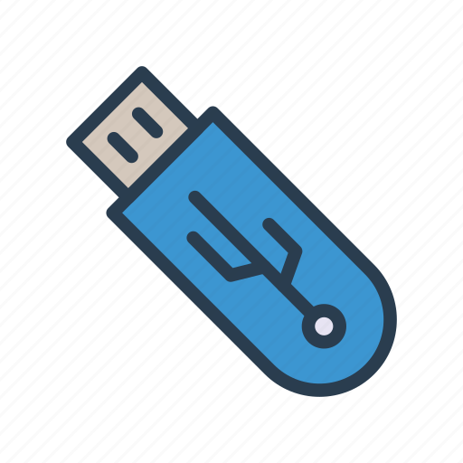 drive, flash, hardware, storage, usb icon