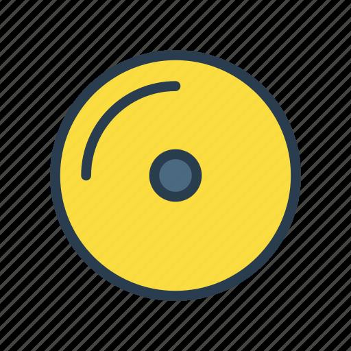 cd, disc, dvd, media, music icon