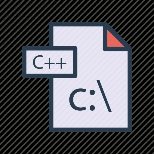 C, coding, development, file, programming icon - Download on Iconfinder