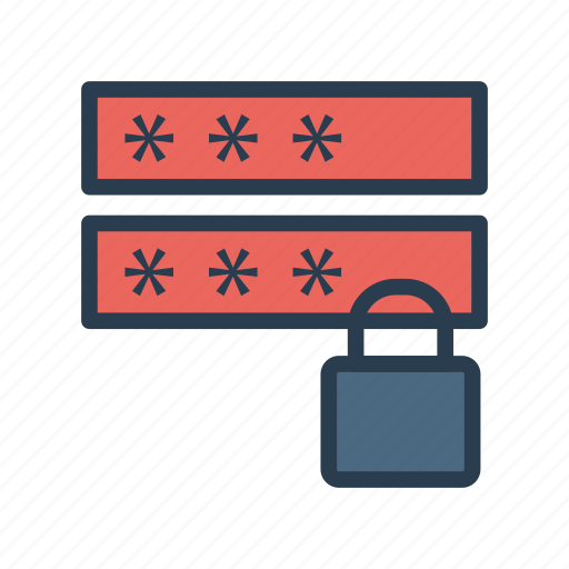 lock, password, private, protection, security icon