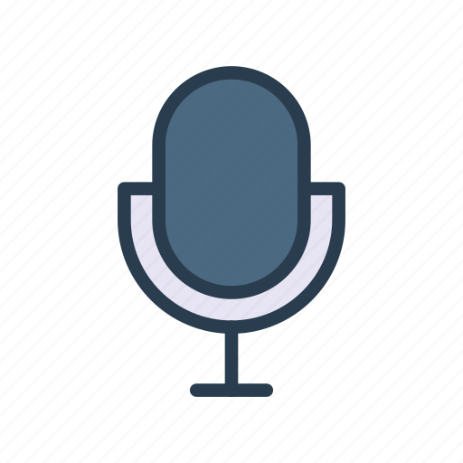 Audio, mike, recording, sound, voice icon - Download on Iconfinder