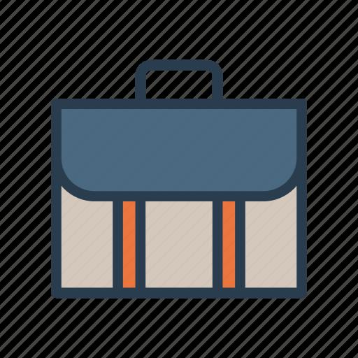 bag, bagagge, briefcase, luggage, portfolio icon