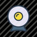 device, picture, recording, video, webcam icon