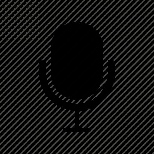 audio, mike, recording, sound, voice icon