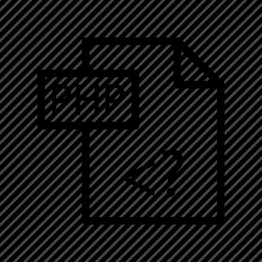 Coding, development, file, programming, scripting icon - Download on Iconfinder