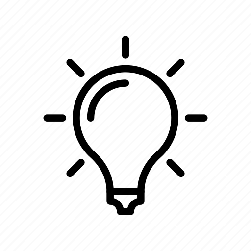 Bulb, creaivity, idea, lamp, light icon - Download on Iconfinder