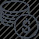 cash, money, payment, web, web design, website, www icon